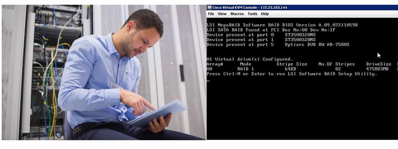 odzyskiwanie danych z serwrów