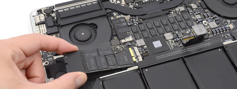 Demontaż Dysku SSD